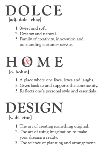 What Is Dolce Home